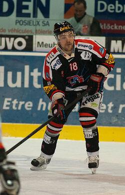 Pavel Rosa - Fribourg-Gotteron vs. HC Bienne, 25.11.2011