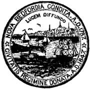 New Bedford, MA Seal