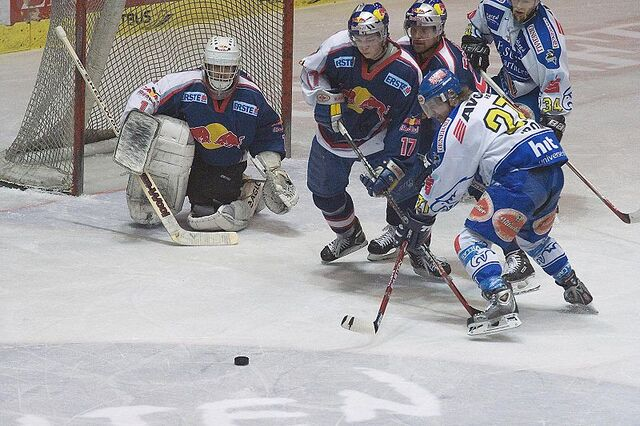 File:Ice Hockey goalkeeper Irbe of EC Red Bull Salzburg.jpg