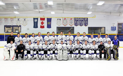 Keyano-2014-Hockey Team