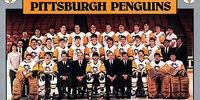 1985–86 Pittsburgh Penguins season