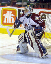 Craig Anderson Avalanche