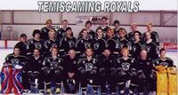 2007-08 Temiscaming Royals