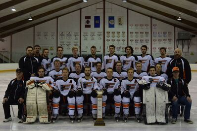 2017 NWJHL champs Fairview Flyers