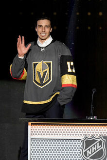 Marc-Andre Fleury Golden Knights Expansion Draft