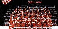 1989–90 Detroit Red Wings season