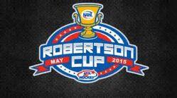 2015 Robertson Cup Playoffs logo