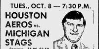 1974–75 Michigan Stags/Baltimore Blades season