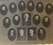 Columbus Club Team Photo 1919-1920