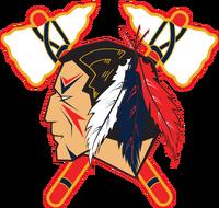 Johnstown Tomahawks Logo