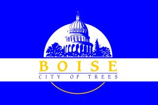File:Boise, Idaho Flag.png