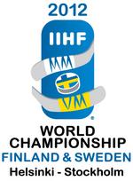 IIHF World Championship 2012 logo
