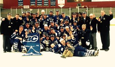 2016 Coy Cup Champs FSJ Flyers