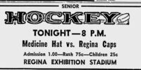 1961-62 Saskatchewan Senior Playoffs