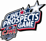 CJHL Prospects Game logo