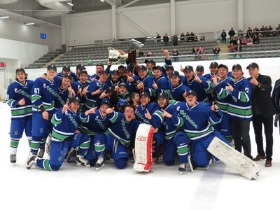 2017 GMJHL champs Niagara Whalers