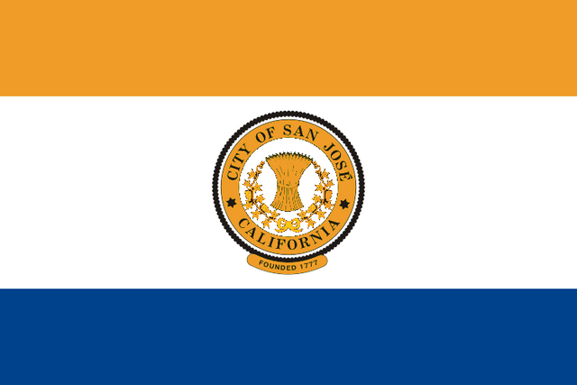 File:San Jose, California Flag.png