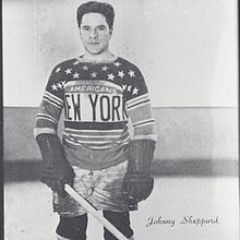 Johnny Sheppard