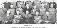 1941-42 OHA Intermediate B Groups