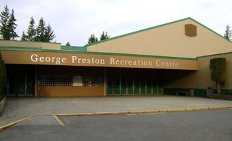 George Preston Arena