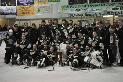 2016 NLSAHL champs GFW Cataracts