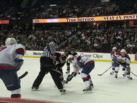 Hitmen v Oil Kings
