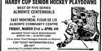 1988-89 Eastern Canada Intermediate Playoffs