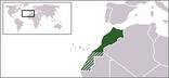LocationMorocco striped