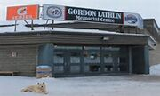 Gordon Lathlin Memorial Centre
