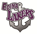 Edina Lakers Logo