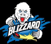 Brookings Blizzard Logo