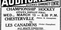 1934-35 Ottawa District Senior Playoffs