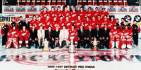 1996–97 Detroit Red Wings season