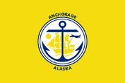 Anchorage, Alaska Flag