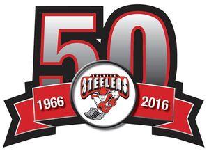 Selkirk Steelers 50 years