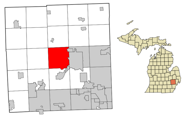 File:Waterford Township, Michigan.png
