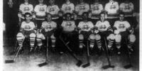 1950-51 OHA Intermediate A Groups