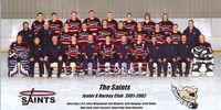 2001-02 Winnipeg Saints season