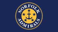 Norfolk Admirals 2017 logo