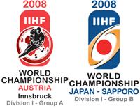 File:2008 IIHF World Championship Division I Logo.png