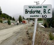 Bralorne, British Columbia