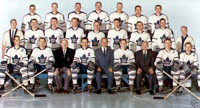 1960�61 toronto maple leafs season ice hockey wiki
