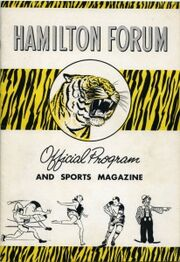 1953-54 Hamilton Tiger Cubs