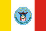 Columbus, Ohio Flag