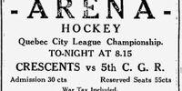 1918-19 QCHL Season
