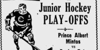 1950-51 Western Canada Memorial Cup Playoffs