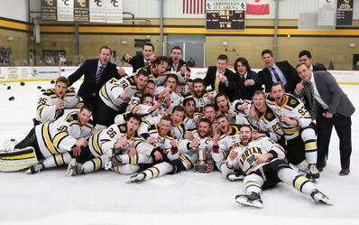 216 NCHA Men's champs Adrian Bulldogs