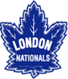 London Nationals logo