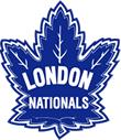 London Nationals logo