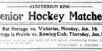 1904-05 Manitoba Senior Playoffs